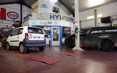 Claeys Garage en Depannagedienst - Verkoop Brommobielen